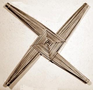 brighid's cross